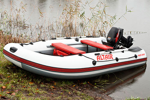Выбираем лодку ПВХ для рыбалки