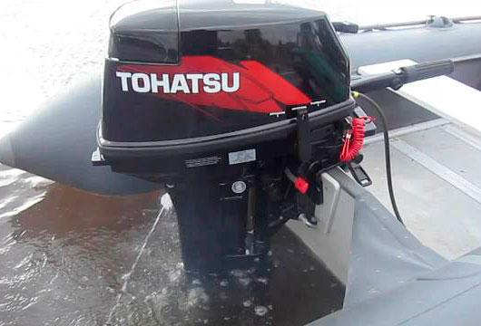 Как правильно обкатать лодочный мотор